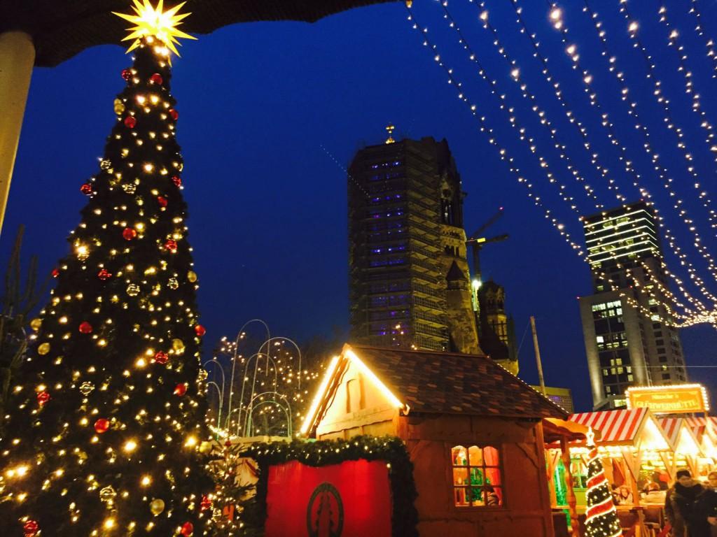 Weihnachtsmärkte in Berlin